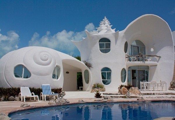 Dünyanın en sıradışı evleri 22