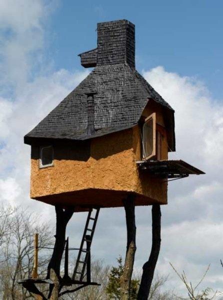 Dünyanın en sıradışı evleri 25