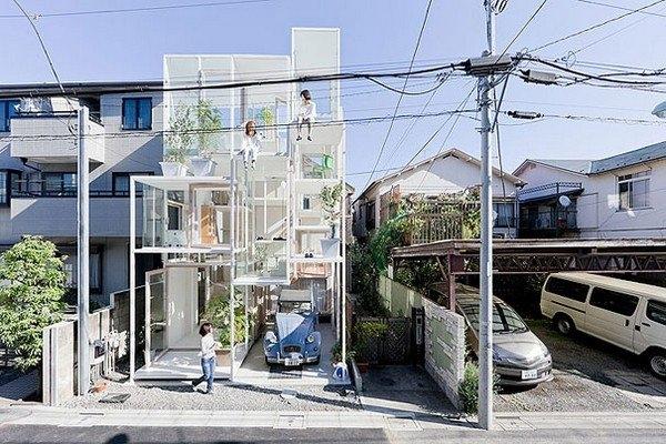 Dünyanın en sıradışı evleri 26