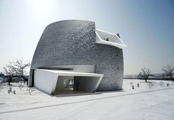 Dünyanın en sıradışı evleri 4