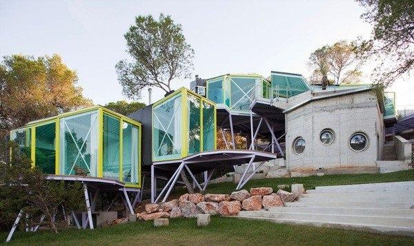 Dünyanın en sıradışı evleri 7
