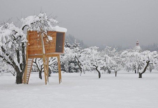 Dünyanın en sıradışı evleri 8