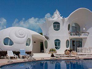 Dünyanın en sıradışı evleri