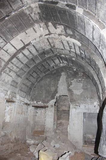 Nevşehir'de yeraltı şehri bulundu 11