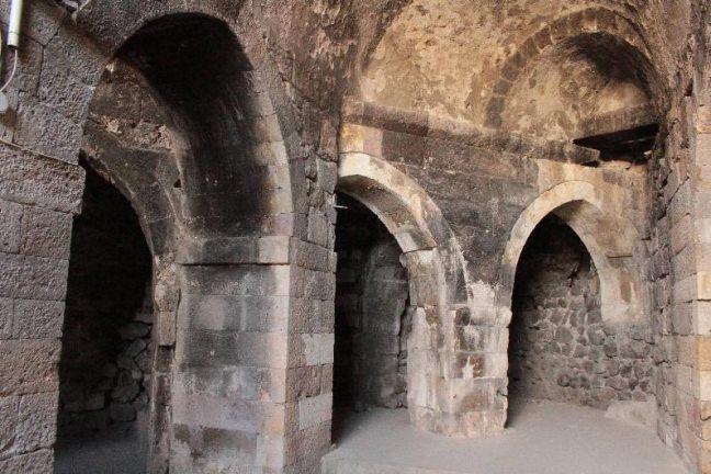 Nevşehir'de yeraltı şehri bulundu 12