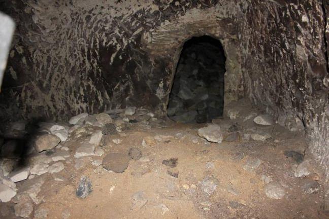 Nevşehir'de yeraltı şehri bulundu 14
