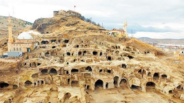 Nevşehir'de yeraltı şehri bulundu 18