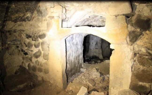 Nevşehir'de yeraltı şehri bulundu 5