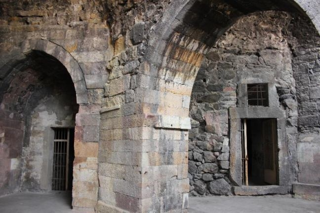 Nevşehir'de yeraltı şehri bulundu 6