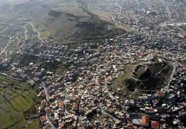 Nevşehir'de yeraltı şehri bulundu 8