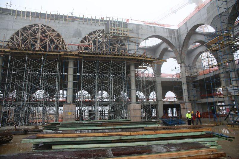 Çamlıca Cami'nin son hali 18