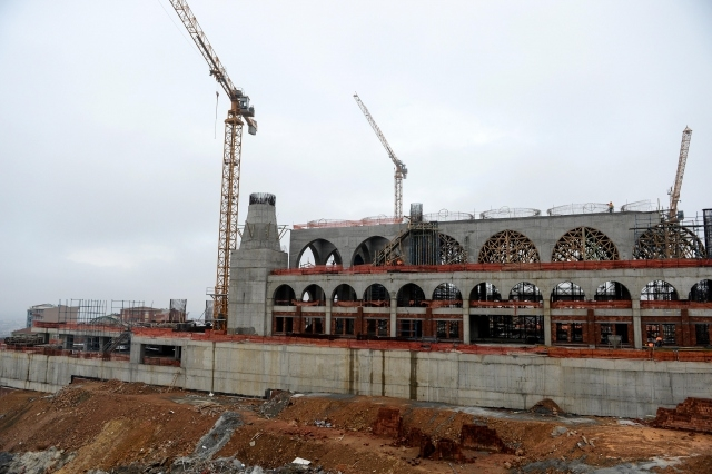 Çamlıca Cami'nin son hali 21