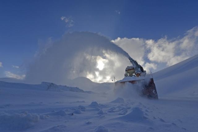 Doğu'nun kar çilesi sürüyor 11