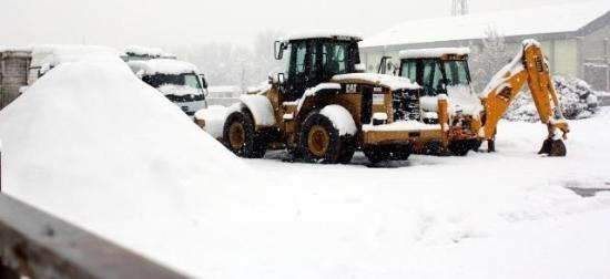 Doğu'nun kar çilesi sürüyor 22