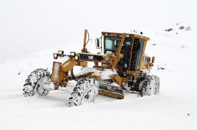 Doğu'nun kar çilesi sürüyor 7