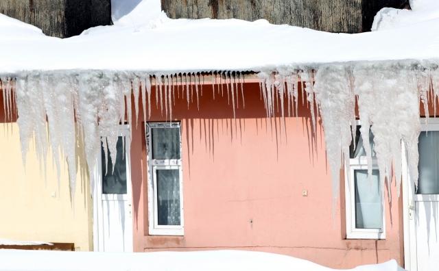 Doğu'nun kar çilesi sürüyor 8