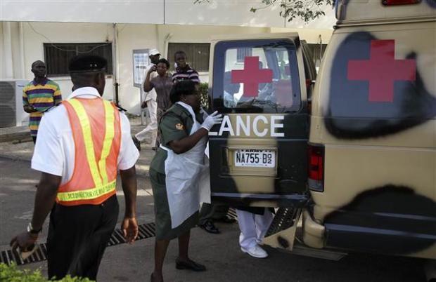 Nijerya'da otobüs terminaline bombalı saldırı 6