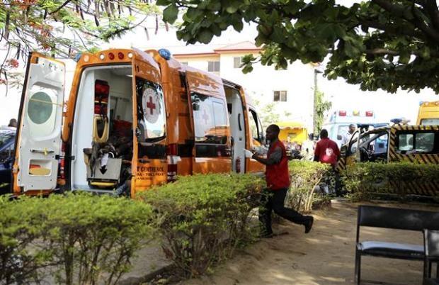 Nijerya'da otobüs terminaline bombalı saldırı 7