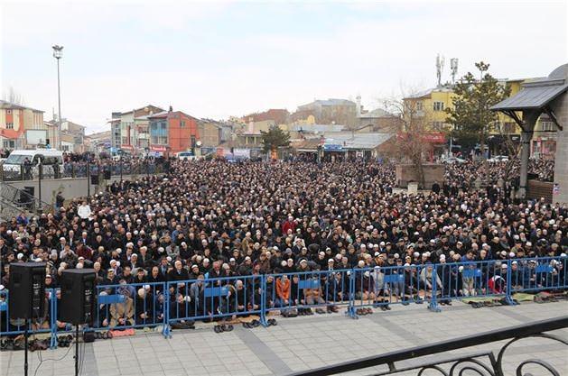 Mehmet Kırkıncı Hoca'yı binler uğurladı 13