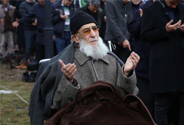 Mehmet Kırkıncı Hoca'yı binler uğurladı 14
