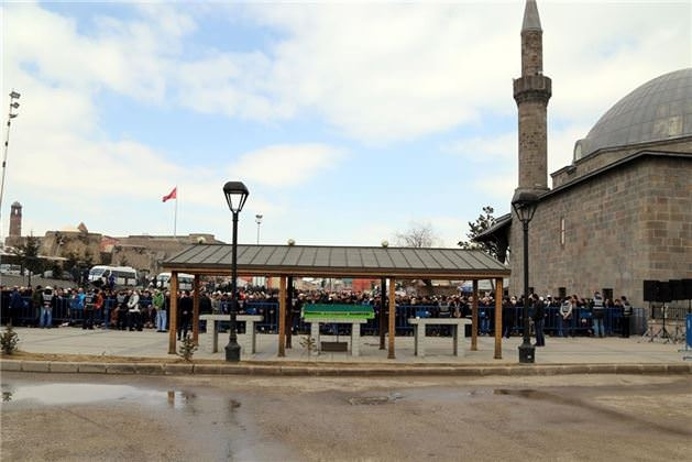 Mehmet Kırkıncı Hoca'yı binler uğurladı 19