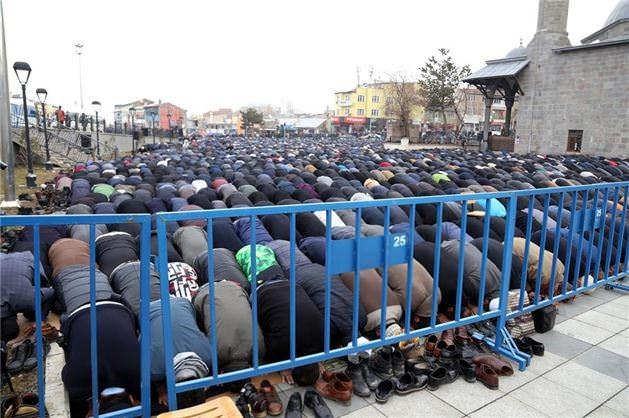 Mehmet Kırkıncı Hoca'yı binler uğurladı 20