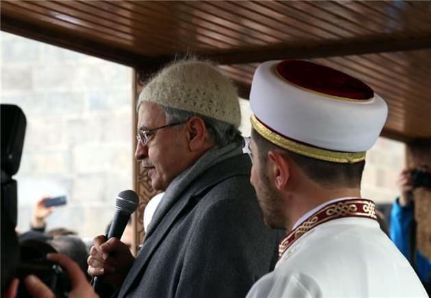 Mehmet Kırkıncı Hoca'yı binler uğurladı 22