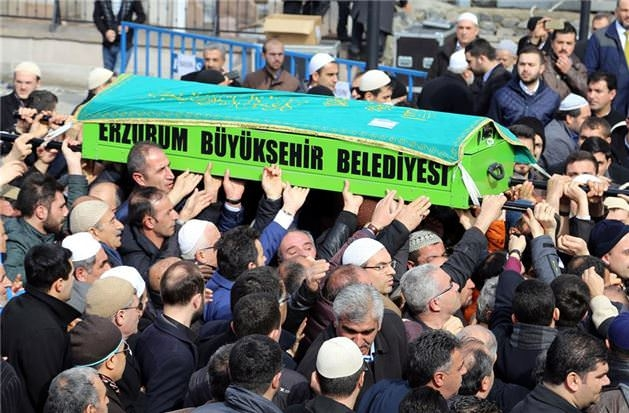 Mehmet Kırkıncı Hoca'yı binler uğurladı 25