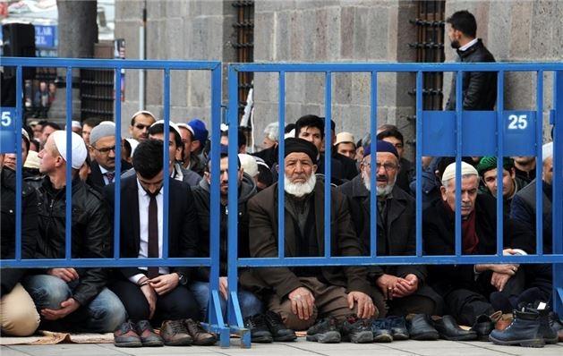 Mehmet Kırkıncı Hoca'yı binler uğurladı 7