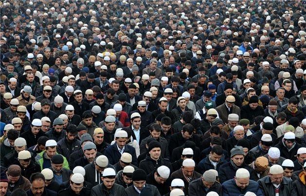 Mehmet Kırkıncı Hoca'yı binler uğurladı 8