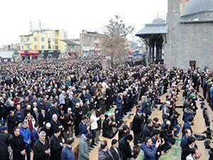 Mehmet Kırkıncı Hoca'yı binler uğurladı
