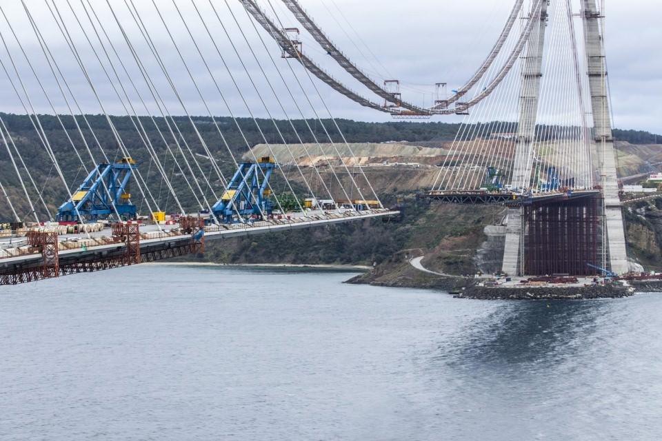 3.Köprü bitmek üzere... 1