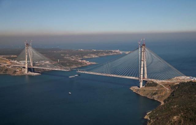 3.Köprü bitmek üzere... 10