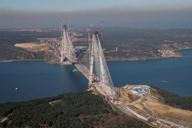 3.Köprü bitmek üzere... 12