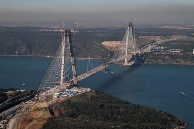 3.Köprü bitmek üzere... 13