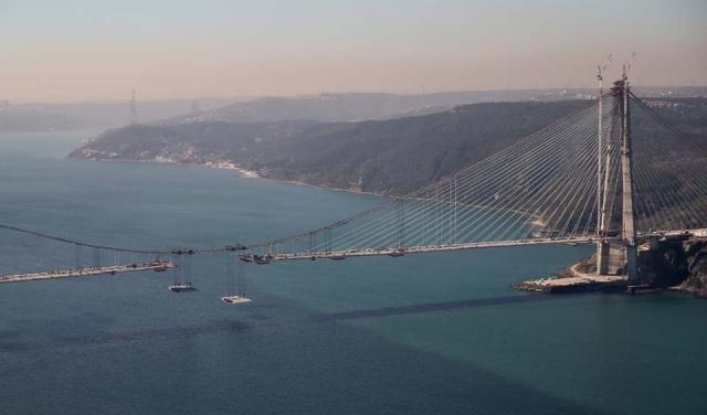 3.Köprü bitmek üzere... 16