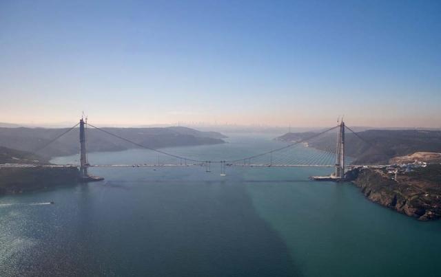3.Köprü bitmek üzere... 17