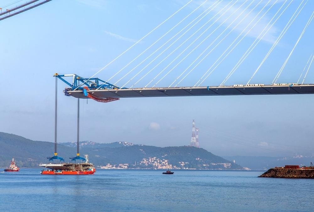 3.Köprü bitmek üzere... 19