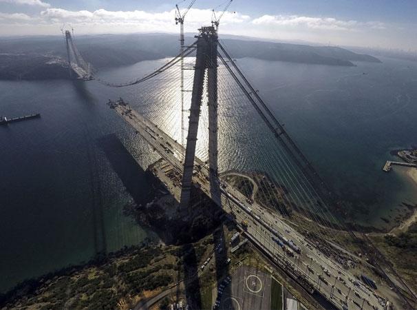 3.Köprü bitmek üzere... 2