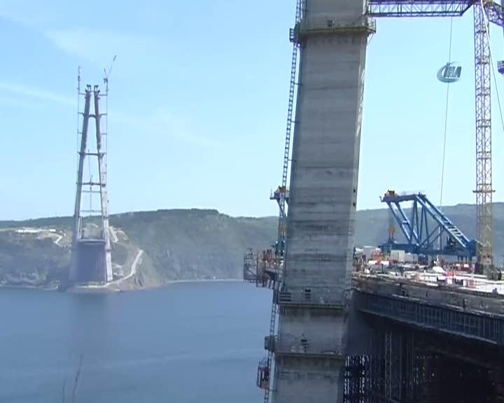 3.Köprü bitmek üzere... 21