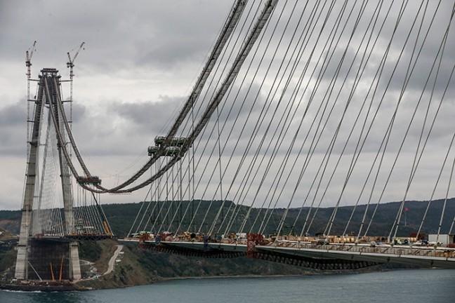 3.Köprü bitmek üzere... 24