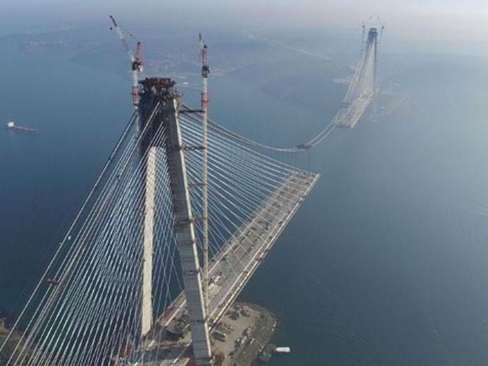 3.Köprü bitmek üzere... 25