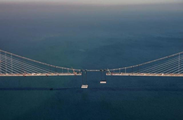 3.Köprü bitmek üzere... 3