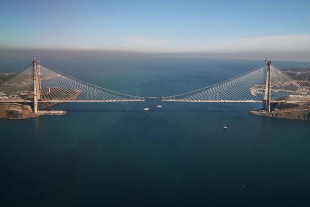 3.Köprü bitmek üzere... 4