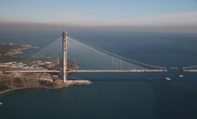 3.Köprü bitmek üzere... 6
