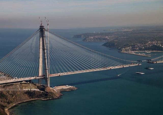 3.Köprü bitmek üzere... 7