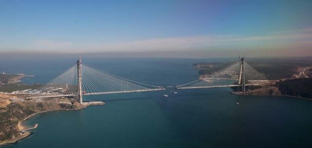 3.Köprü bitmek üzere... 8