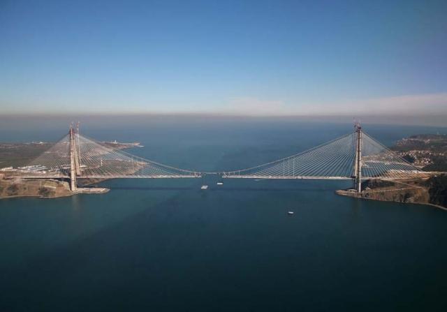 3.Köprü bitmek üzere... 9