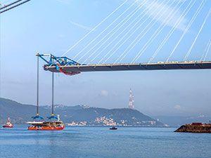 3.Köprü bitmek üzere...