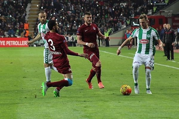 Torku Konyaspor-Trabzonspor maçı 10